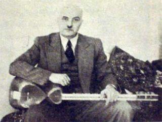Ali-Naqi Vaziri Iranian musician