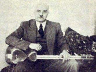 Ali-Naqi Vaziri - Image: Alinaghi Waziri