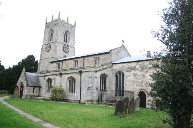 All Saints' church - geograph.org.uk - 732085