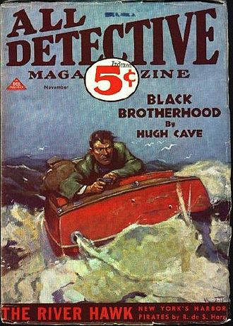Hugh B. Cave - Image: All detective 193211