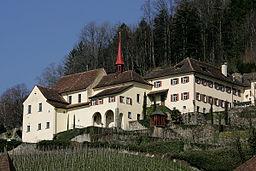 Kapuzinerklostret Allerheiligen i Altdorf
