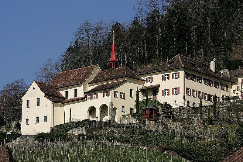 Альтдорф: капуцинский монастырь