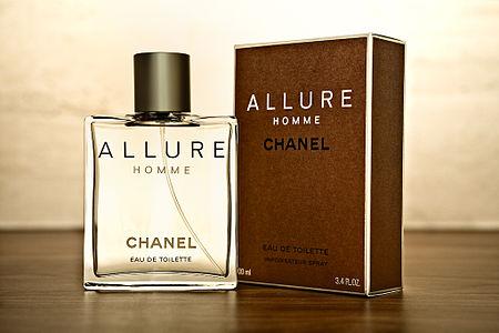 parfum allure homme sport