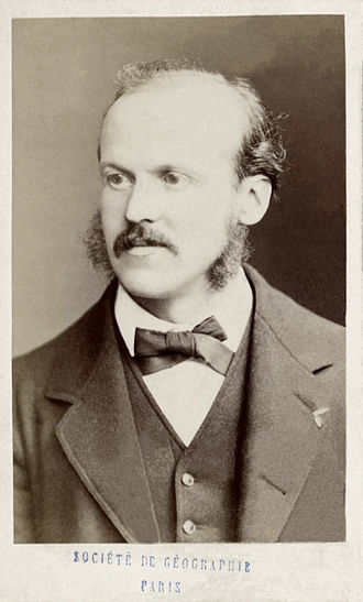 National Museum of Natural History (France) - Alphonse Milne-Edwards, director of the museum at the end of the 19th century.