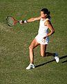 Amélie Mauresmo at the 2009 Wimbledon Championships 04.jpg