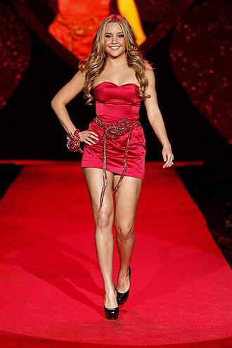 Fashion week - Amanda Bynes at New York Fashion Week, 2009