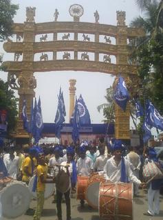 Ambedkar Jayanti birthday of B. R. Ambedkar, festival and holiday