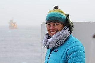 Amelia E. Shevenell American marine geologist