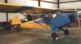 Victor Roos - An American Eaglet B-31