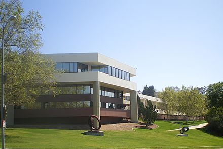 The American Jewish University, located in the Bel Air Casiano neighborhood. American Jewish University, Bel Air, California.JPG