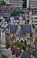 Amiens Cathédrale Notre-Dame Blick auf eine unbekannte Kirche.jpg