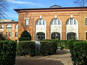 Toulouse 1 University Capitole - Amphitheater Cujas