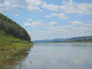 Amur River - Amur River (Heilong Jiang)