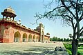 An inside view of Secundrabad, near Agra on March 22, 2005.jpg