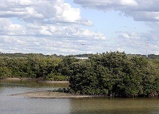 Anclote River River in Florida, United States