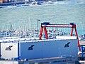 Ancona, Marche, Italy - CRN Mega Yachts - shipyards by Gianni Del Bufalo CC BY 4.0 (16587067876).jpg