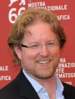 Photo of Andrew Stanton in 2009.