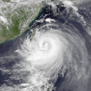Typhoon Andy (1982) Tropical cyclone in July 1982