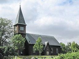 Aneboda kirke