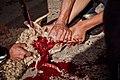Animal sacrifice at Eid at Adha 7.jpg