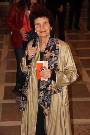 Anja Breien - Anja Breien in 2016 (Ankara, Turkey)