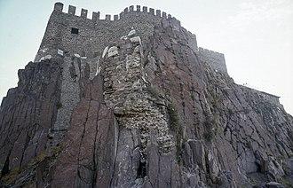 Ankara Castle - Image: Ankara Kale 040 b