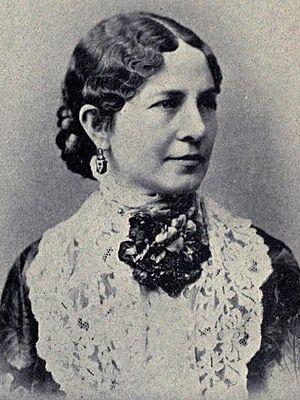 Ann Eliza Young - Ann Young ca. 1887.