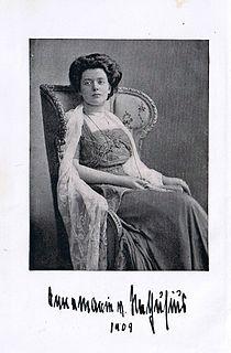 Annemarie von Nathusius German author