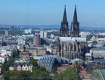Ansicht Kölner Dom vom LVR Tower-Deutz.jpg