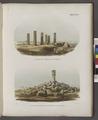 Ansicht des Tempels von Amâra; Ansicht der Ruinen des Tempels von Sedeinga (NYPL b14291191-37975).tiff