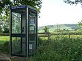 Ansty, telephone box at Higher Ansty - geograph.org.uk - 1374697.jpg