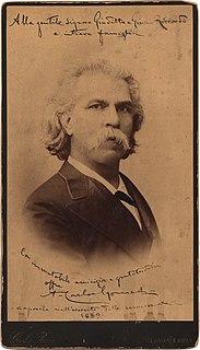 Antônio Carlos Gomes Brazilian composer