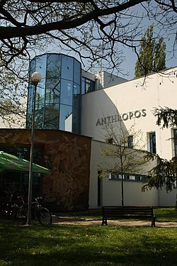 Pavilon Anthropos