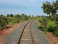 Antigo traçado da ferrovia (Ytuana) em Salto, atualmente projeto turístico Trem Republicano (em construção) - panoramio (11).jpg