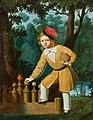 Anton Ebert Junge beim Kegeln 1876.jpg