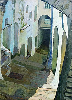Antonio Sicurezza - Alley of Itri