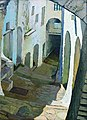 Antonio Sicurezza - Alley of Itri.jpg