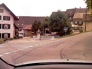 Anwil - Anwil village