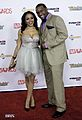 Anya Ivy and her date at AVN Awards 2016 (26398699050).jpg