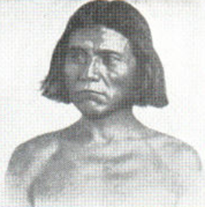 Outline of Colorado prehistory - Image: Apache American Indian