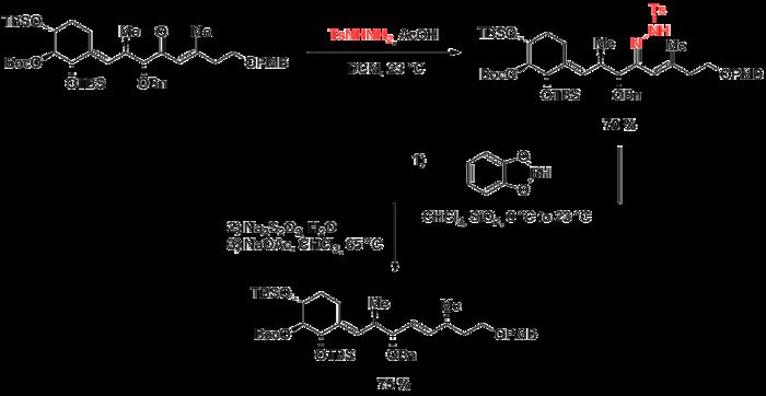 Schema 22. Allyldiazen-Umlagerung