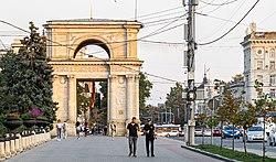 Arch of Triumph, Chisinau, Republic of Moldova (51160304626 cropped).jpg