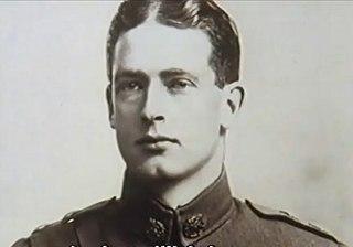 Archie Christie Military pilot, businessman
