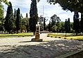 Arequito, Depto. Caseros, Santa Fe, Argentina, Plaza San Martín.jpg