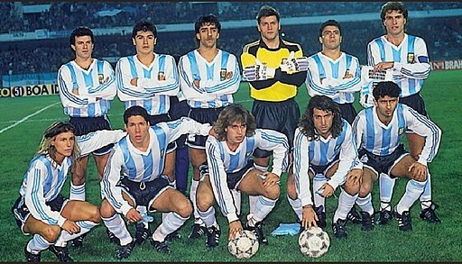 Argentina seleccion 1991
