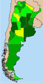 Argentine provinces by GDP (nominal) total.png