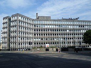 West Port, Edinburgh - Argyle House in 2010