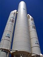 An Ariane 5