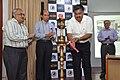 Arijit Dutta Choudhury Lighting Lamp - CRTL Silver Jubilee Celebration - NCSM - Kolkata 2018-03-13 8396.JPG