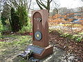 Armenian Genocide in Wales desecrated January 27 2008.jpg
